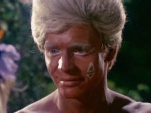 David Soul in Star Trek