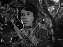 Diana Sands in The Outer Limits