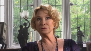 Felicity Kendal as Lady Clemency Eddison in Doctor Who: The Unicorn and the Wasp