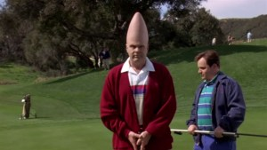 Jason Alexander (right) in Coneheads