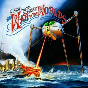 "Jeff Wayne's Musical Version of War of the Worlds featuring Justin Hayward (The Moody Blues) on vocals including the great song, ""Forever Autumn."""