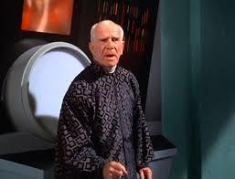 Ian Wolfe in Star Trek