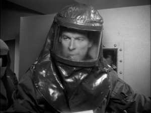 Robert Fortier in The Outer Limits: The Production and Decay of Strange Particles