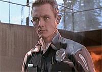 Robert Patrick in Terminator II