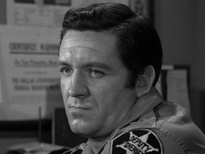 George Lindsey in Twilight Zone: I am the Night, Color Me Black