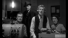Gordon Jackson in The Quatermass Xperiment