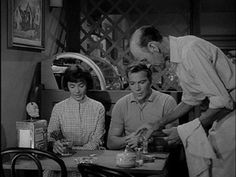Guy Wilkerson (right) in The Twilight Zone