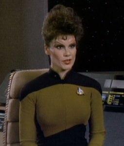 Marta DuBois in Star Trek TNG