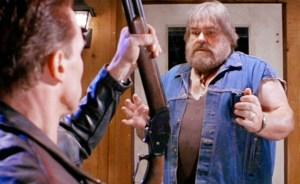Peter Schrum in Terminator 2