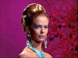 Diana Ewing in Star Trek