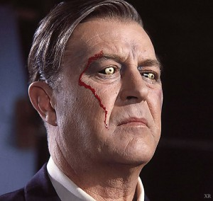 Ray Milland in The Man with the X-Ray Eyes
