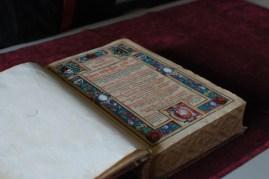 """Titelsidan till Georg Bartisch, """"Ophthalmodouleia"""" (1583) – en bok om ögonsjukdomar och deras behandling."""