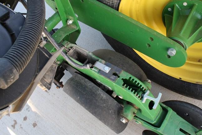 Planter Tube Holder Kenneths Sales Amp Service Inc