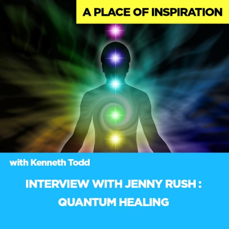 #20 INTERVIEW JENNY RUSH