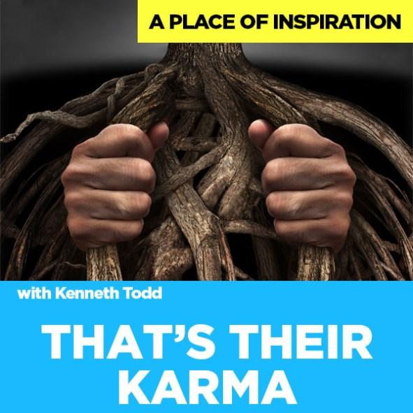 #31 That's their karma
