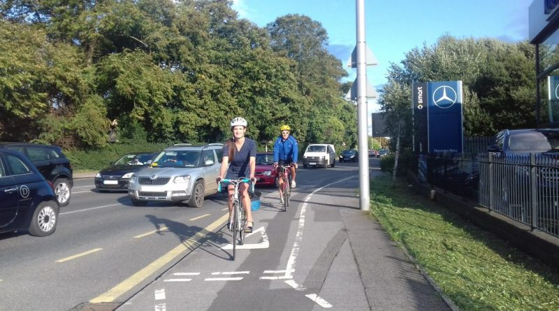 Green light given to A4 cycle improvements