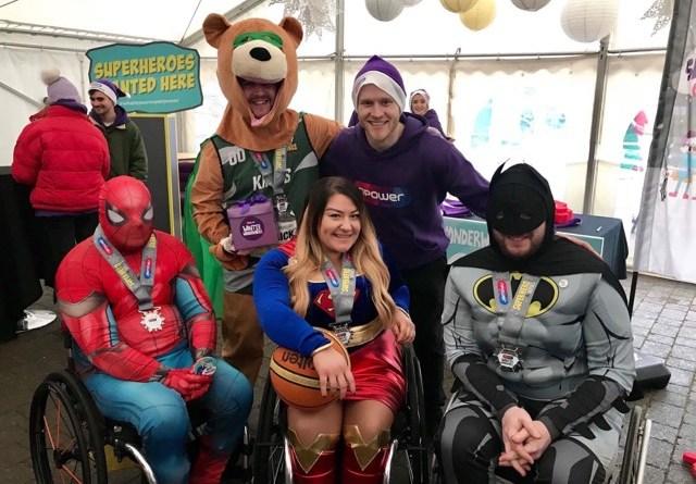 Thames Valley Kings Superheroes answer Wonderwheels Challenge