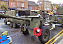 Hungerford Remembrance Military Vehicle Display
