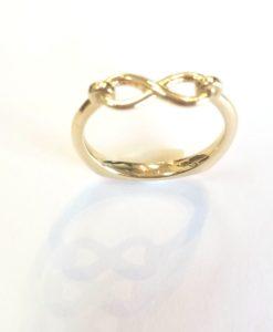 20170717 122952 - Petite Gold Infinity Ring