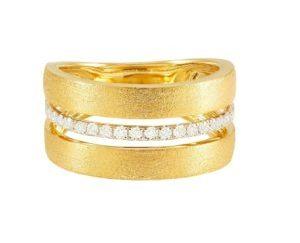 large2 e1512601814625 - Brushed-Gold and Diamond Band