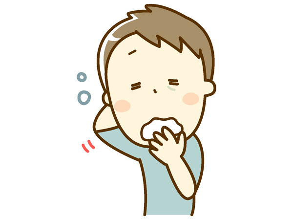 眠い 秋田の方言のイメージ