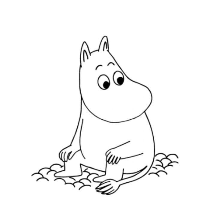 【ムーミン編】黒いキャラクターランキング