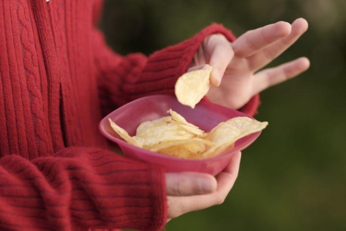 ポテトチップスを毎日食べるメリット