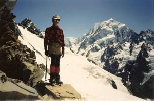ニュージーランドアルプス 氷河の分水嶺を越えるトレッキング・コープランドトラック 体験記