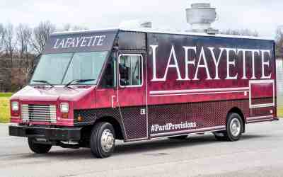 Lafayette College Food Truck!