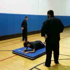 teaching-hapkido