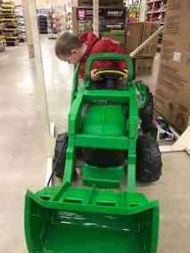 bradley tractor