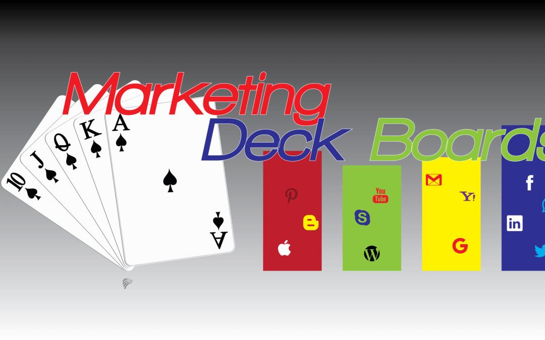 Marketing Deck Boards