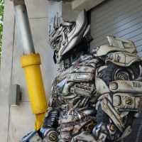 How to meet Megatron, Optimus Prime and Bumblebee at Universal Studios Orlando