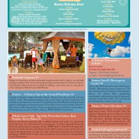 Polynesian Village Resort Recreation Activities Guide