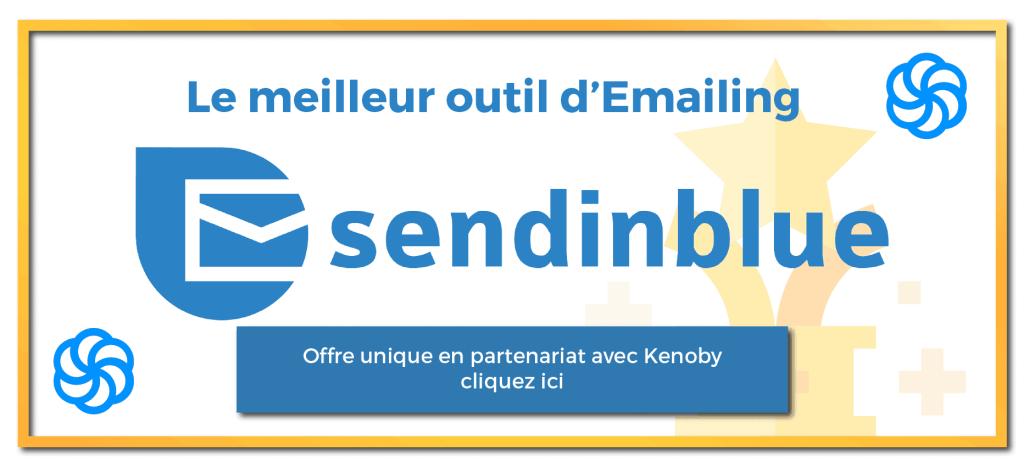 Le meilleur outil d'emailling Avis sendinblue