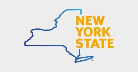 new york state graphic