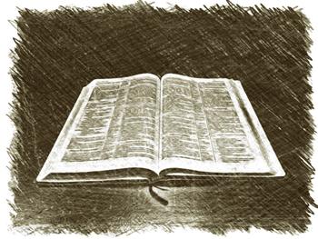 Bible Sketch