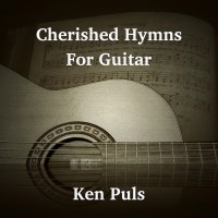 Cherished Hymns Album Cover Art