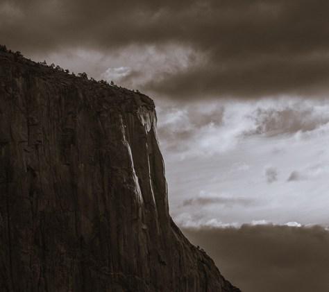 Backsliding Cliff