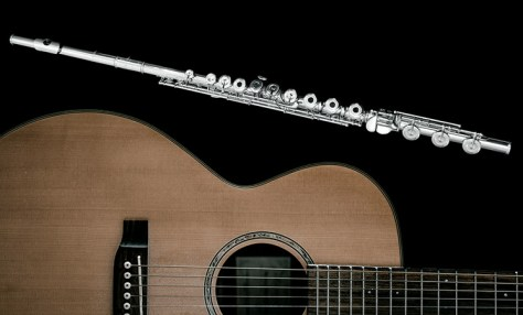 Flute and Classical Guitar