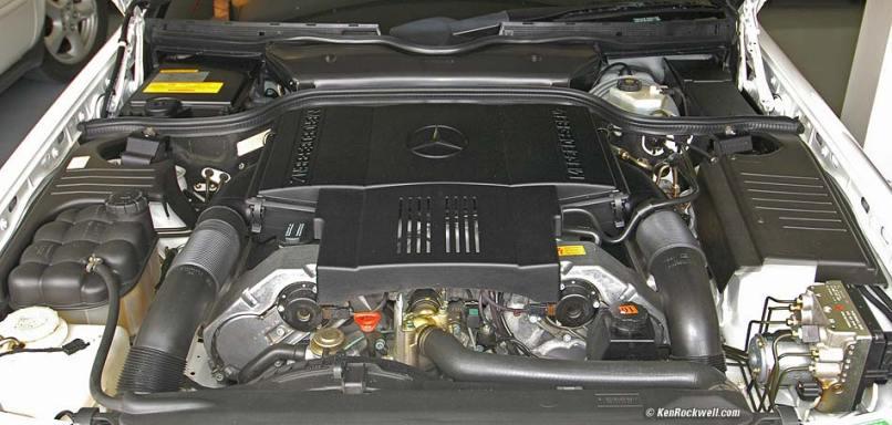 Mercedes Sl500 Parts Diagram