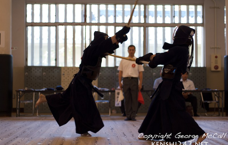 Is there anything you feel that is lacking in kendo today?