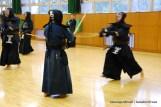 Kihon practice