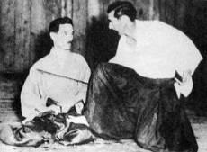 Nakayama Hakudo's Yamaoroshi