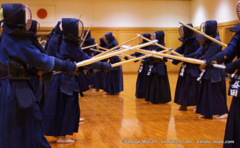 Ishihara Tadami hanshi's Important point's for keiko