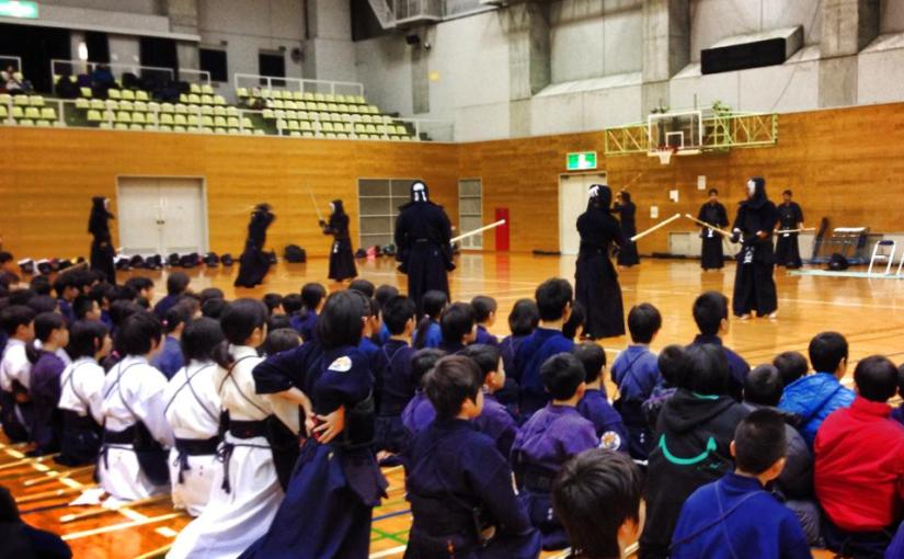 """<span class=""""entry-title-primary"""">Osaka Tokuren demonstration(s)</span> <span class=""""entry-subtitle"""">大阪特練模範演武</span>"""