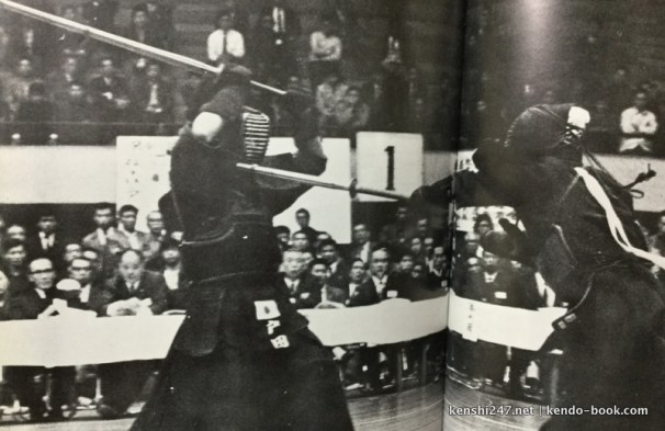 1970 WKC individual final: Toda vs Kobayashi