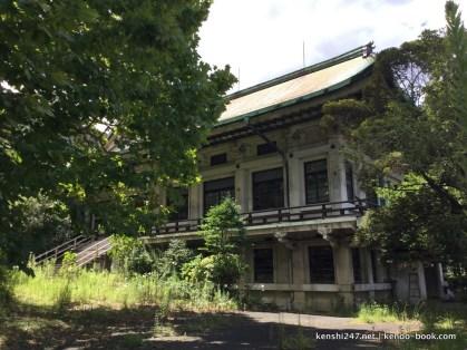 Shiga Butokuden, August 2016