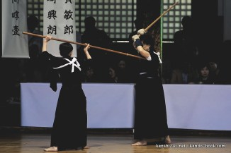 Naginata embu
