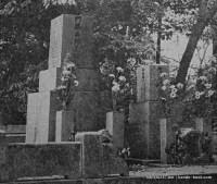 Naito's grave